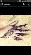 Easy Mehndi Designs - screenshot thumbnail 07