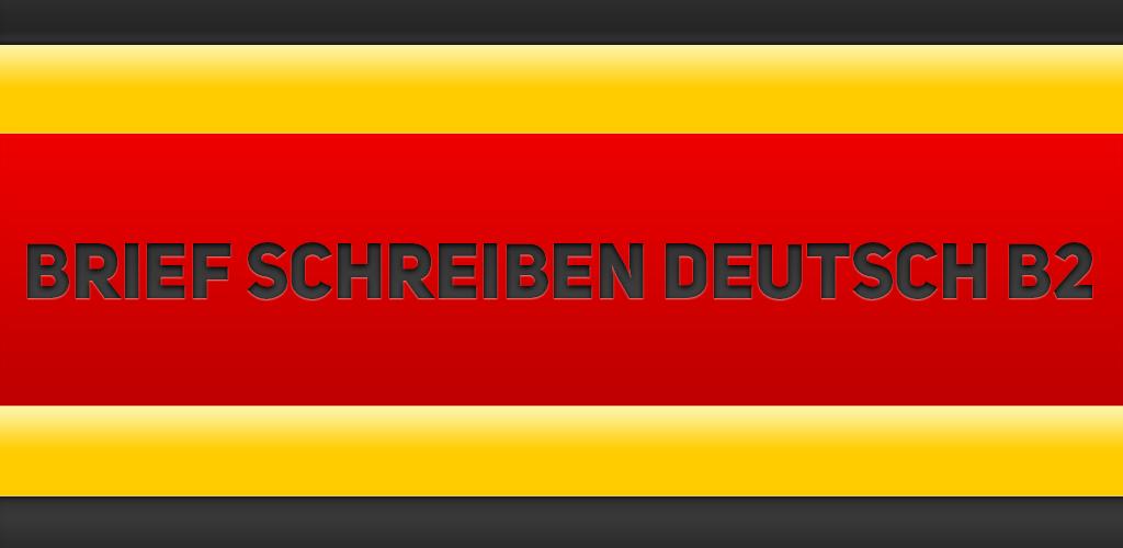 Download Brief Schreiben Deutsch B2 Latest Version Apkdicom