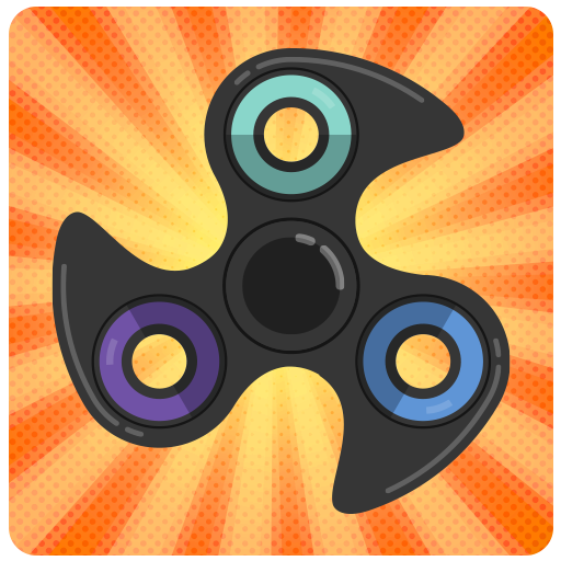 Fidget Spinner (game)