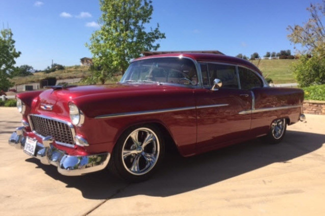 1955 Chevy Bel Air Hire CA 92028