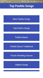 Pashto Songs Videos and Dance - náhled