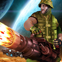Gunner Navy War Shoot 3d : First-Person Shooters icon