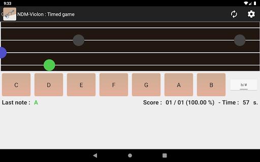 NDM - Screenshots der Violine (Lesen der Notenschrift lernen) 6