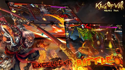 King of war-Monkey king 1.0.9 screenshots 1