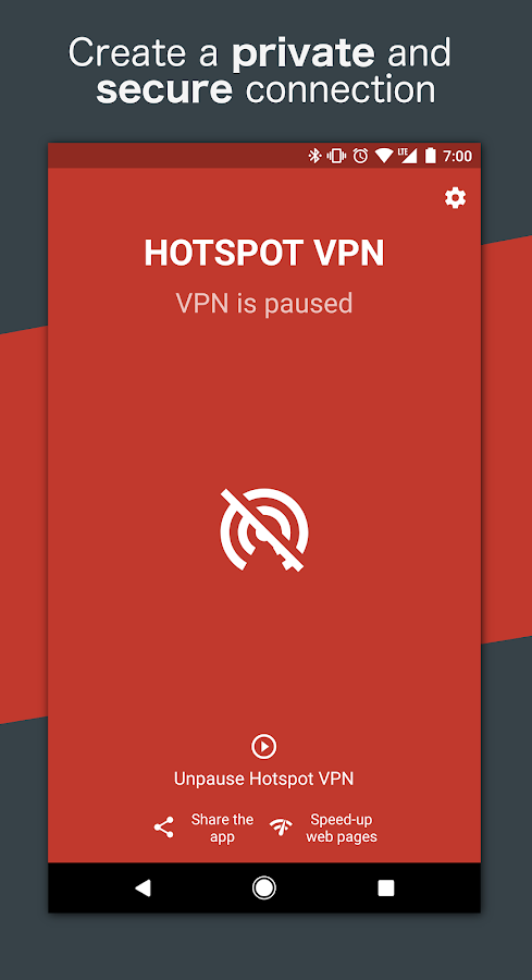 how to connect to hotspot vpn