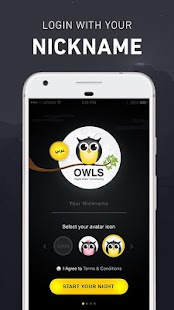 Owls - náhled