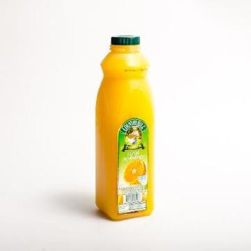 Jugo COUNTRY HILL 100%   Naranja Natural x1L.
