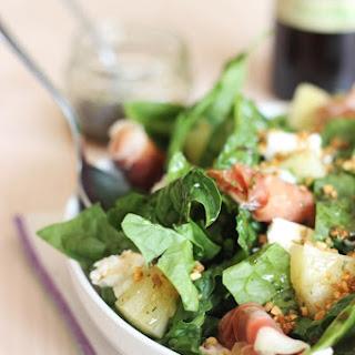 Healthy Gourmet Salad.