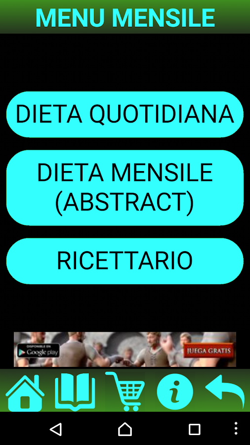Diet FS- screenshot