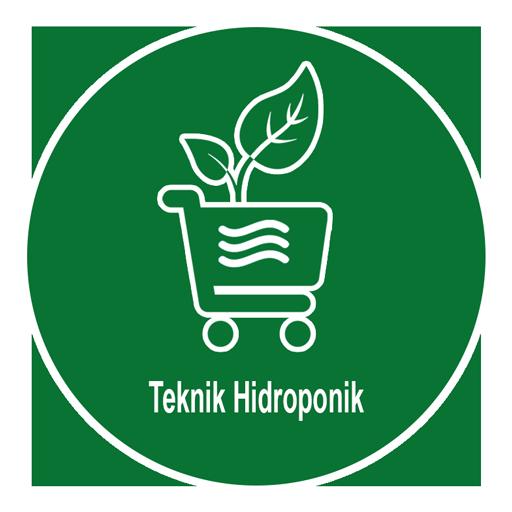 Contoh Logo Hidroponik