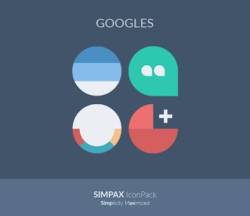[SALE] SIMPAX ICON PACK 6.4 Unlocked MOD APK Android 2