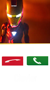 real Call From Iron Man - náhled