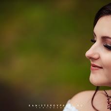 Wedding photographer Pavel Kanisterov (Halo). Photo of 18.10.2017