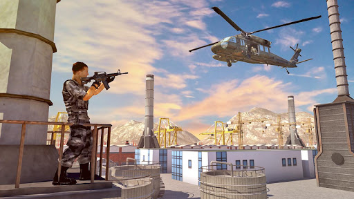 Air Force Shooter 3D - Helicopter Games 9.5 screenshots 6