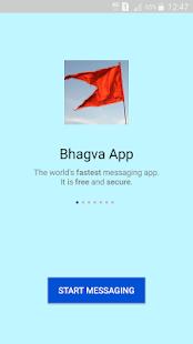 Bhagva App - náhled