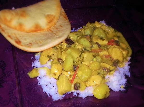 Happy Family Chicken Curry Recipe