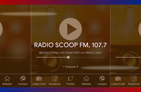 With This You Will Enjoy Listening To Online Haitian News Music And All Haiti Radio Stations On Your