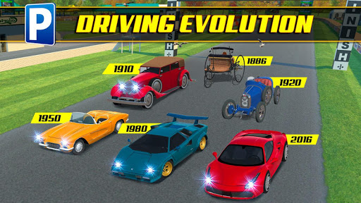 Driving Evolution (Mod Money)