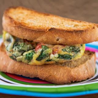 The Italian Eye Opener Breakfast Sandwich