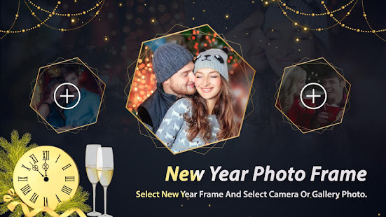 Download New Year Photo Frame 2020 For PC Windows and Mac apk screenshot 2
