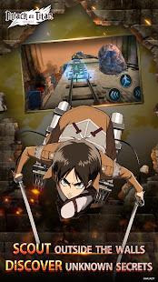Attack on Titan Assault v201 APK Full