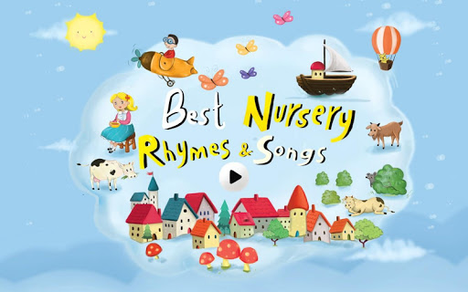 玩免費音樂APP|下載Best Nursery Rhymes & Songs app不用錢|硬是要APP