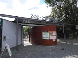 Zoo in Hoyerswerda, im Zentrum der Altstadt, direkt am Schloss Hoyerswerda