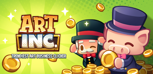 Art Inc. – Trendy Business Clicker Mod Apk 1.14.6