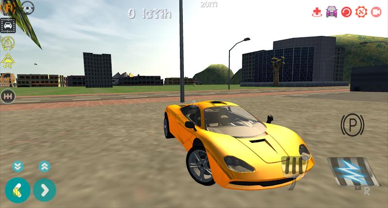 Скриншот Turbo GT Car Simulator 3D: USA
