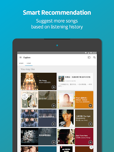 KKBOX-Free Download & Unlimited Music.Let's music! screenshot 15
