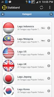 Download Lagu Tangga Cinta Begini Stafa Band : download, tangga, cinta, begini, stafa, Stafaband, (Music, Chart), Download, Android
