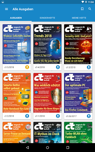 c't Magazin 3.4.7 screenshots 18
