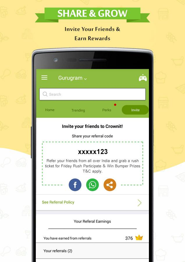 Crownit: Play & Win Daily Prizes- screenshot