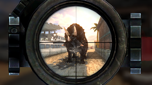 Dinosaur Shooting Simulator screenshots 13