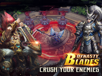 Dynasty Blades: Warriors MMO Hack for the game
