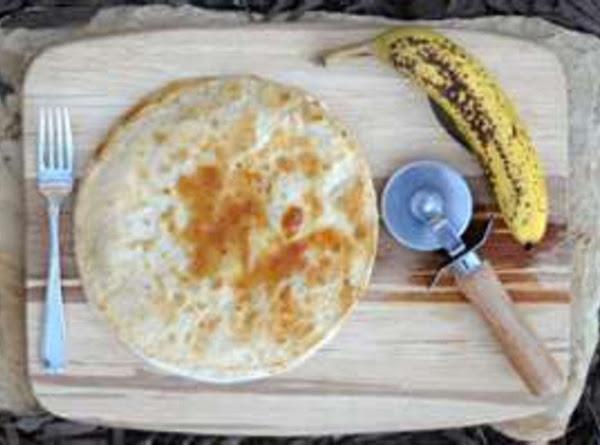 Banana Quesadillas Recipe