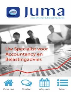 Juma Accountancy - náhled