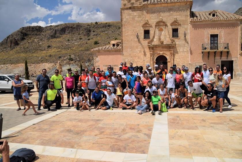 Romería Running Albox-El Saliente bate récords | La Voz de