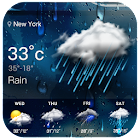 Animated Weather Forecast icon