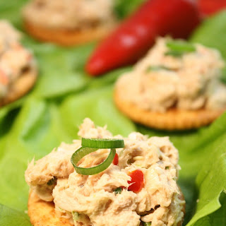 Thai Tuna Salad Recipe