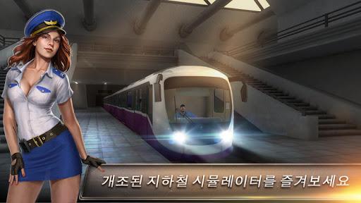 지하철 3D: 지하 드라이버