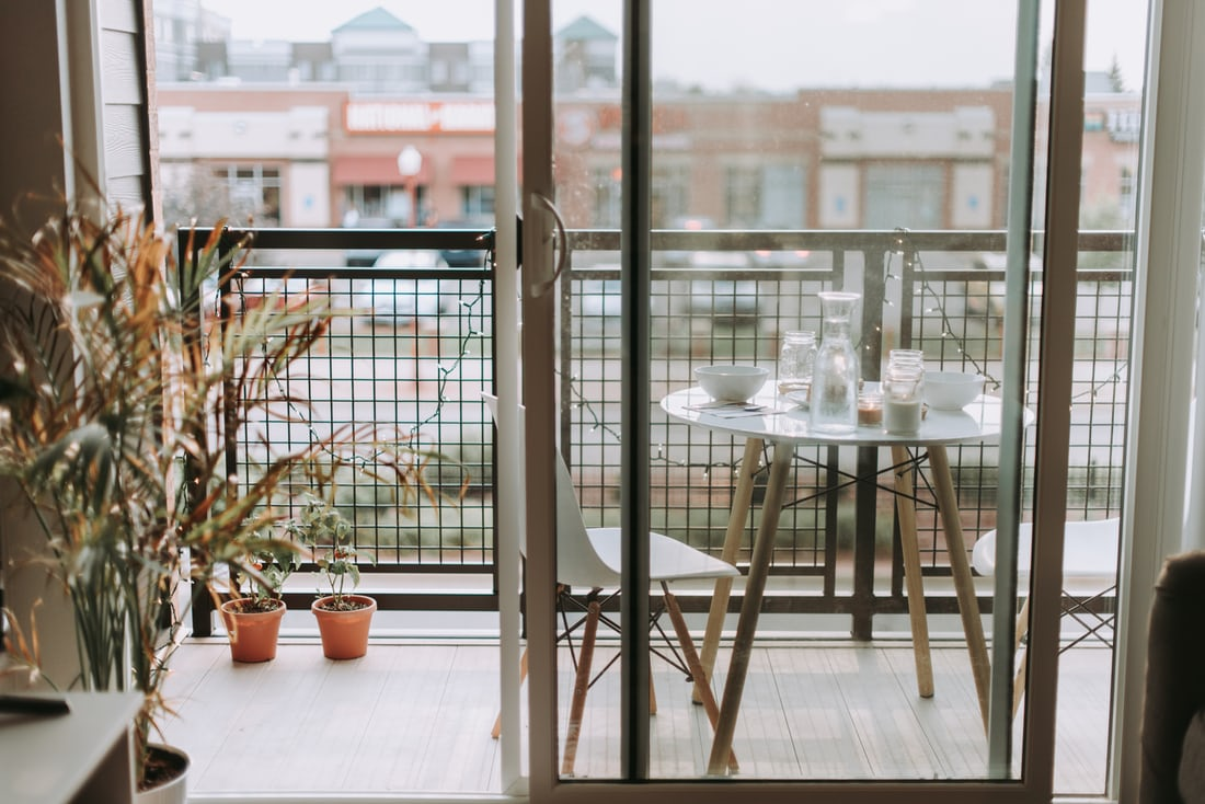 The Art of Reinvigorating Balcony Interiors