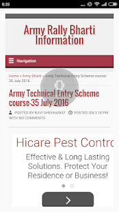 Army Bharti- screenshot thumbnail