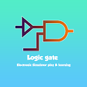 Logic Gates - Electronic Simulator play & learning icon
