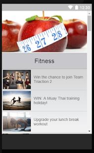 Paleo Diet App - náhled