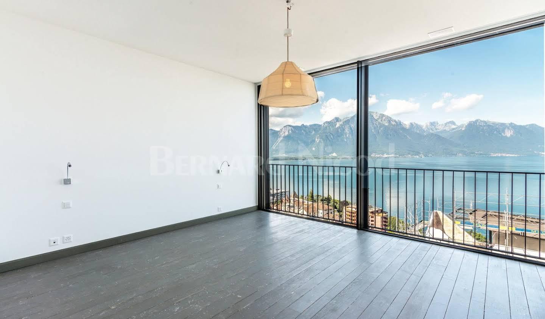 Appartement avec terrasse Montreux