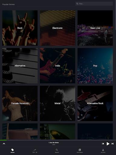 Online music for free 1.0.71.0.7 screenshots 9