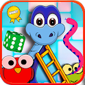 Snake and Ladder - Sap Sidi King (The Board Game) icon
