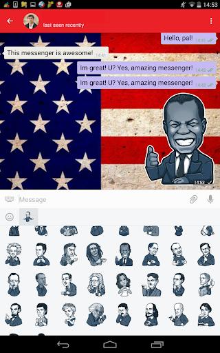 American Messenger Plus 1.9 screenshots 3