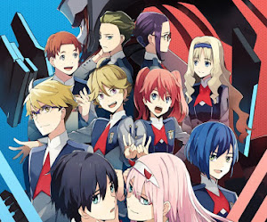 Darling in the FranXX [Español Latino] [MediaFire]